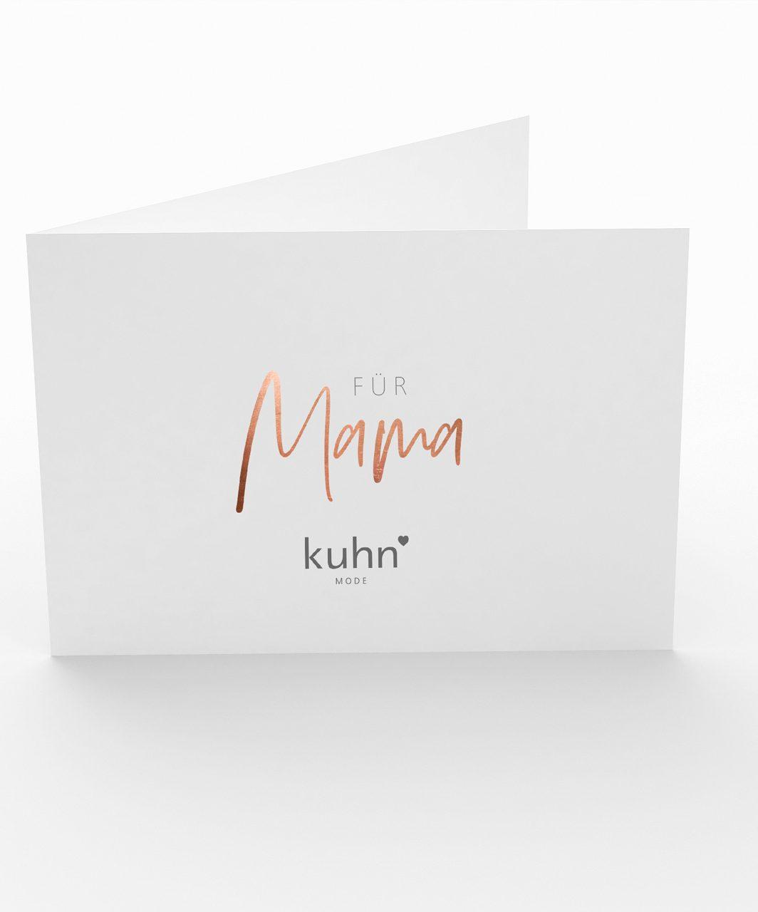 Modehaus Kuhn Bad Mergentheim Gutschein Mama
